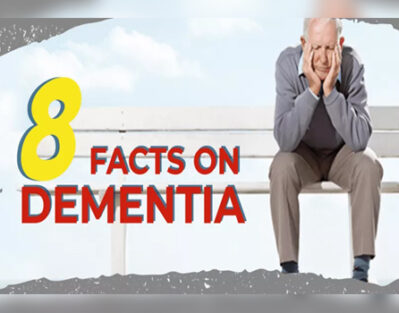 8 Facts on Dementia [Infographic]