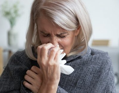 Weak Immune Systems Causes in Aging Adults in Richmond, VA