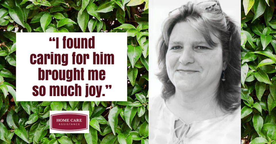 October Caregiver of the Month Richmond, VA