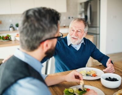 How to Tell if your Elderly Loved One is Eating a Healthy Diet in Richmond, VA